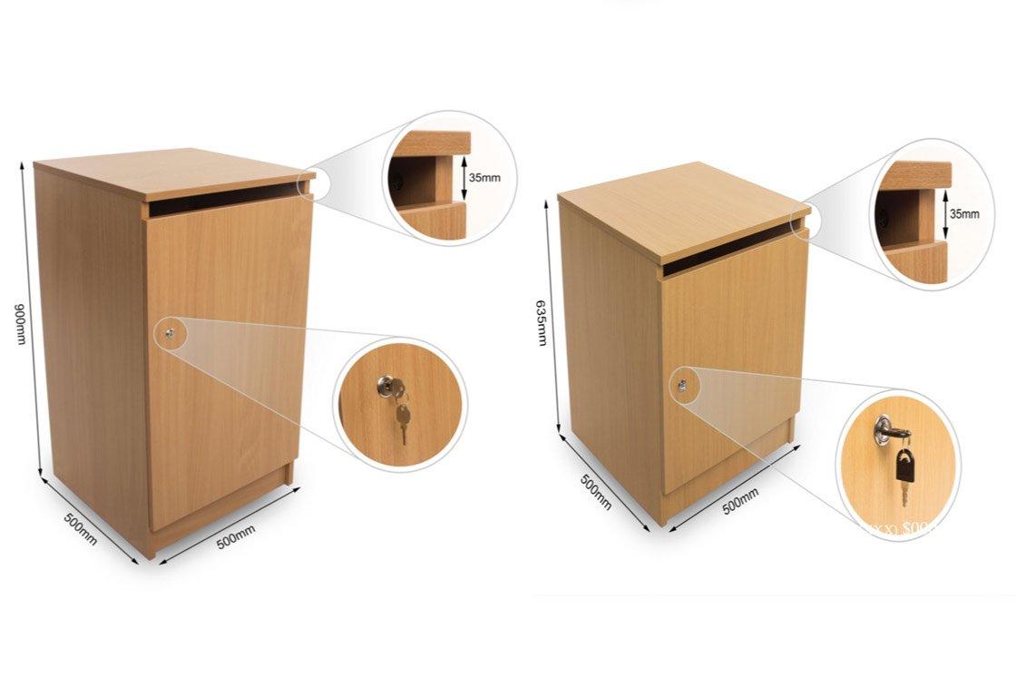 Crosscut Shredding Furniture