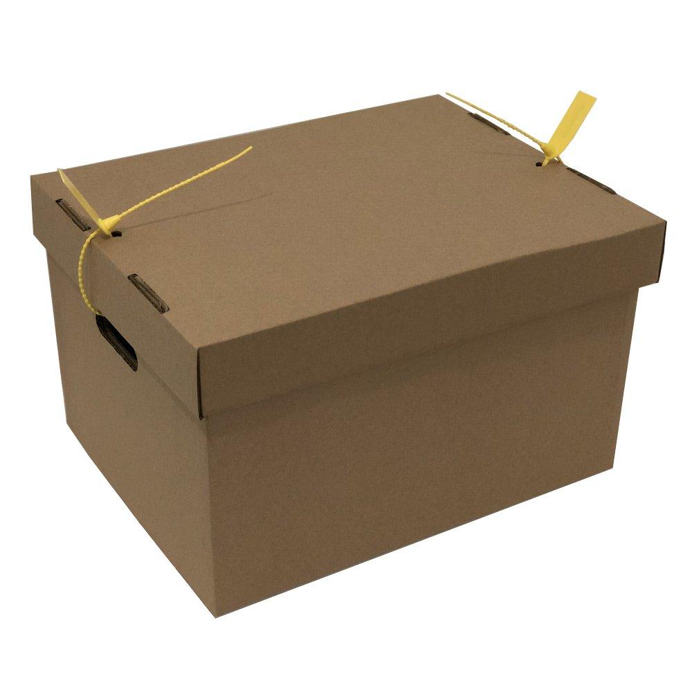 Crosscut Shredding Box