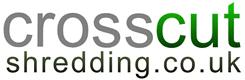Cross Cut Shredding Somerset Logo